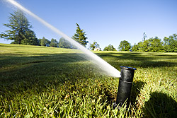 Sprinklers, Irrigation and Drainage
